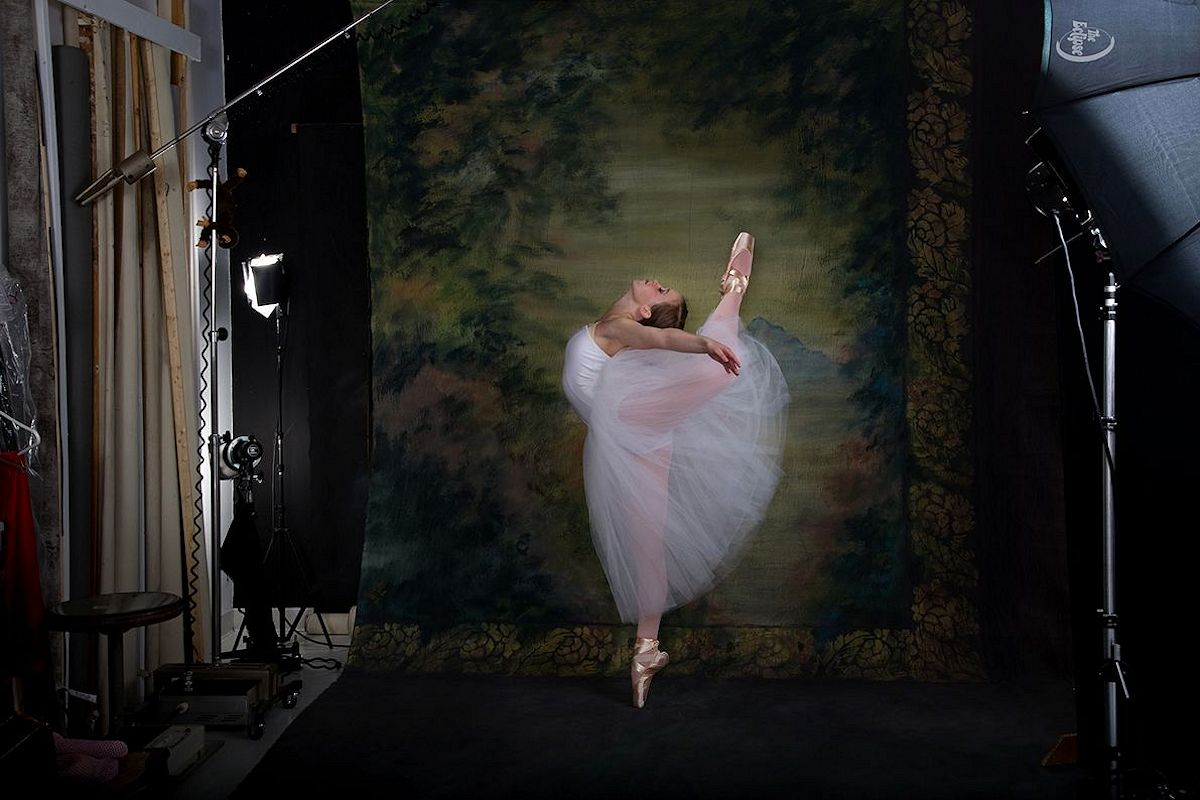 Ballet & Dance Portrait Photographer - Gail Nogle Photography