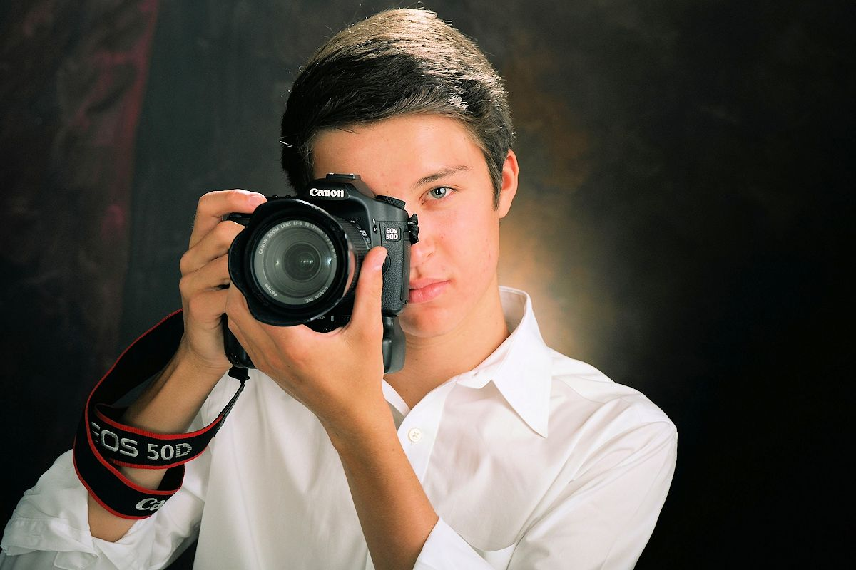 Senior Portrait Photographer - Gail Nogle Photography